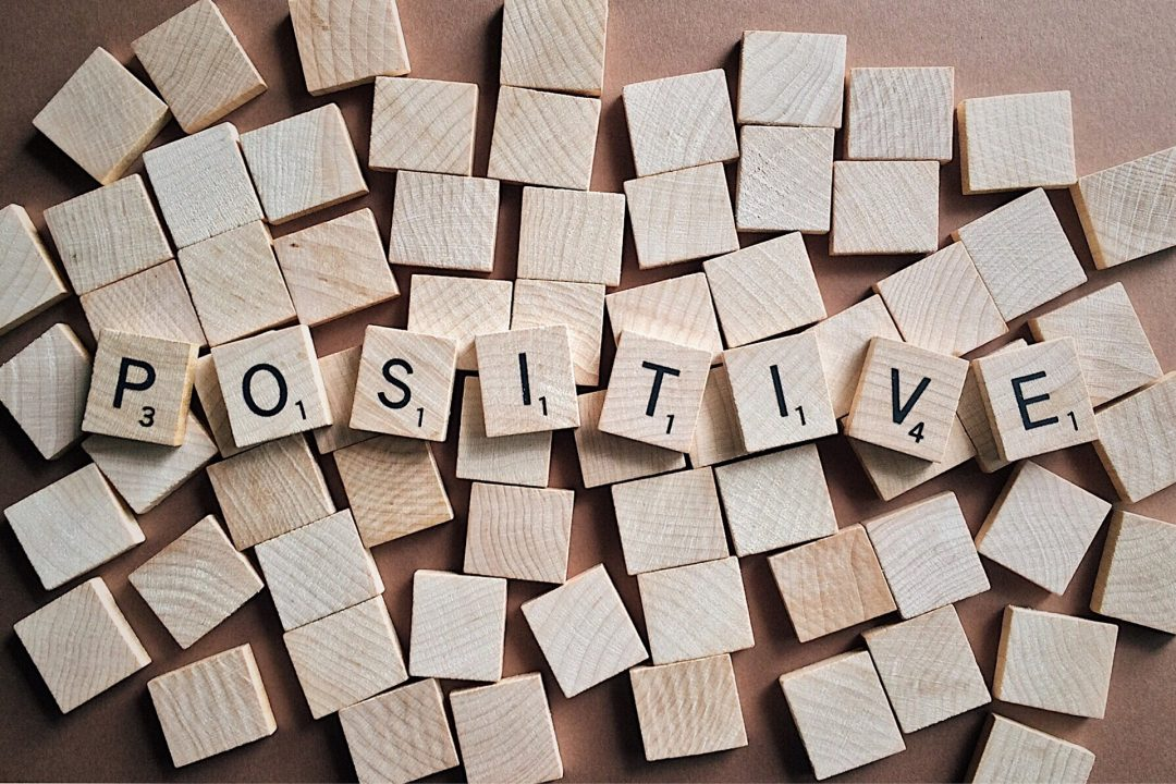Positive Attitude is step one to fitness