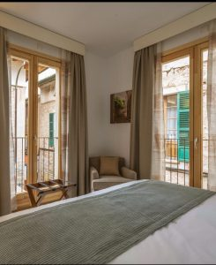Soller Plaza bed